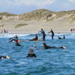 サーフィンの波の取り合いで勝つためのコツやポイントは?置いていかれる原因と対処法