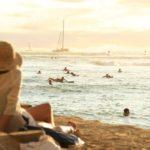 ハワイは冬の時期にサーフィン出来る?初心者サーファーが入れるポイントは?